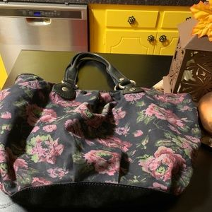 🆕Lucky Brand Floral Tote Bag